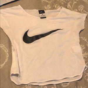 Mesh Nike top